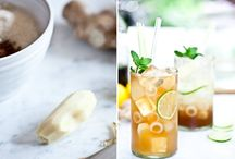 Sirupy a likéry