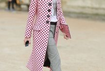 Stylish street fashion