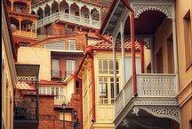 Georgia architecture