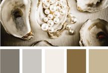 Color Palette / Beautiful color schemes I would love to use in the future.