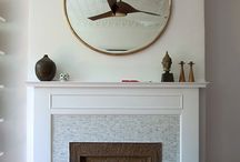 Fireplaces & Mantles / by Emily Morgan