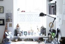 work spaces / by Megan Blau
