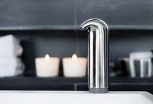 Badezimmer-Dekor-Ideen – Anspruchsvolle Seifenspender