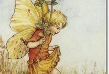 Cicely Mary Barker Fairies