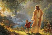 Jézus és tanítványai