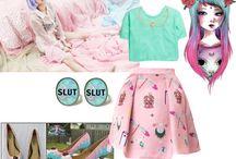 fairy kei style