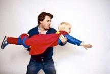 My daddy, my hero!