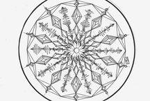 My Zendalas / From The Bright Owl 'Zendala Dare'