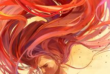 Illustration - Hair