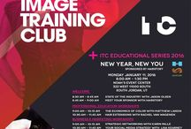 Image Training Club 2016 / Training and Educational Sessions for Professional and Business Development