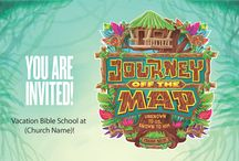 VBS 2015 / by Amber Hayes