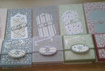 Gift Items made by Christine Bettany