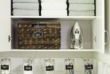 A NEAT Laundry Room / Organizing a laundry room, DIY, NEAT,  / by Neat Method