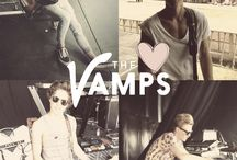 The Vamps ❤ / by Liz Peralta