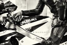 Leather and Bikes