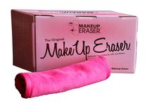 Meet MakeUp Eraser! / MakeUp Eraser is a revolutionary beauty product which eliminates the needs for cleansers, removing even waterproof mascara with water alone. After taking the US by a storm it is now launching in the UK!