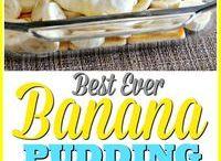 Banana poeding
