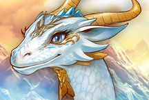 Dragon, unicorn  itp