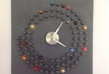Horloge nespresso