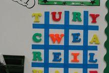 School Center Stuff / by Tracy Sorensen