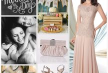 Elements of Style / Style Boards featuring wedding dresses, guest of the wedding dresses and the very best looks from our designers.  / by Mon Cheri