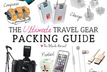 Travel Gear Wish List