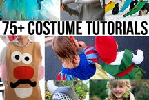Childrens dressing up