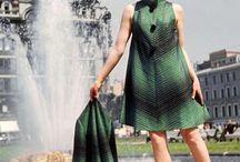 Мода 1960х