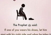 Sunnah of our prophet sallalahualeyhivessellem