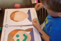 Kinder Center Ideas / ~ fine motor, scissor skills and other misc. ideas ~ / by Carole McIntire
