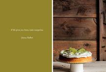 Bon Appetit / Lets Eat! / Edibles / by Benita Canfield