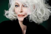 Cheveux Blancs-White Hair / Cheveux Blancs-Whites Hair