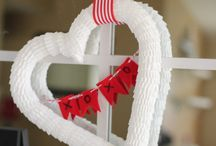 Valentines day/Love Notes / Decorations and gift ideas / by Heatherann Shingleton