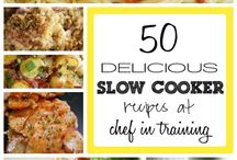 Favorite Slow Cooker Recipes / by Caitlin Cone