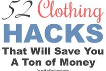 Hacks to save money