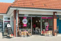 Bakery Janke Landbäckerei - Lindow, Germany / Projekt i wyposażenie piekarni-cukierni Janke Landbäckerei w Lindow, Niemcy // Design and implementation bakery Janke Landbäckerei - Lindow, Germany