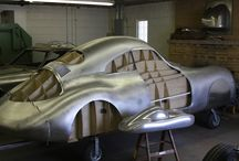 Metal Shaping and bodywork.