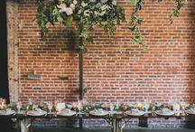 Modern+Industrial Weddings