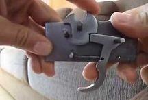 crossbow trigger / lock