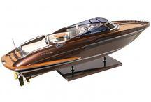 Modelbåde