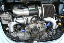 Aircooled Motor