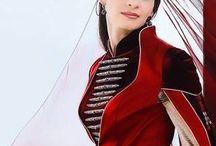 этнический костюм