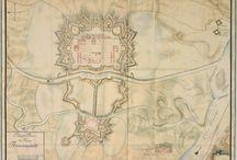 Pevnost Terezín / Barokní pevnost Terezín vybudovaná v letech 1780 - 1790.