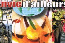 EVAMAGAZINE / Des reportages sur les voyages en France et dans le Monde, le bien-être, la gastronomie, l'art... Un évasion sans détour dans tous les domaines de prédilection des Epicuriens !  A très vite sur notre site...  Christelle