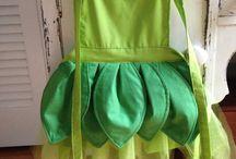 dress up aprons