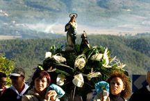 Romería de la Virgen de los Lirios patrona de Alcoy