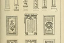 pilasters