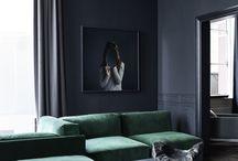 Zona divani salone