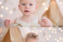 Образы для новогодних фотосессий