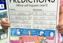 Comprehension Strategies - Predicting
